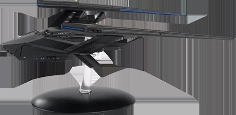 Eaglemoss Stealth Ship Model