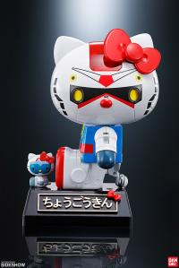 Gallery Image of Gundam x Hello Kitty Collectible Figure