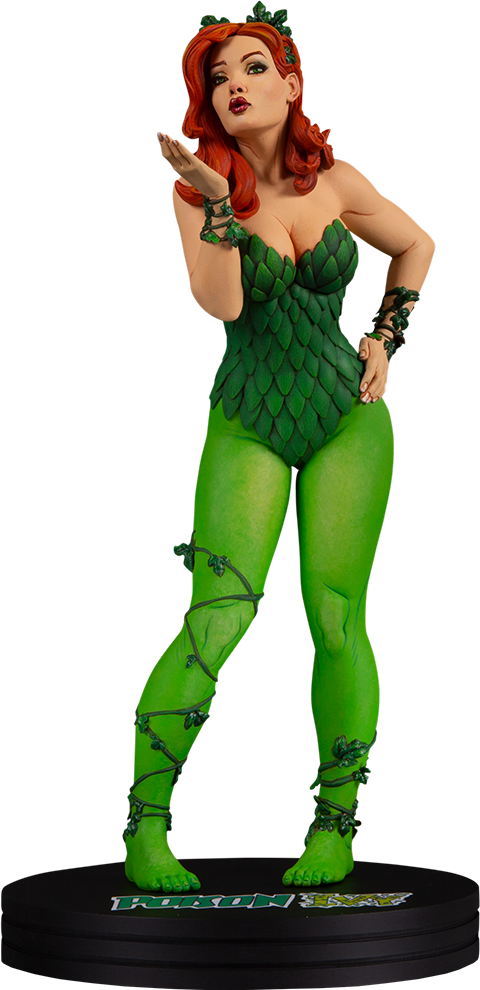 DC Collectibles Poison Ivy Statue
