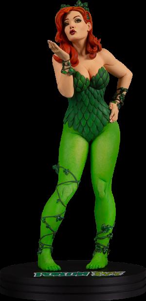 Poison Ivy Statue