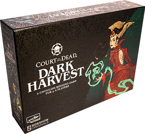 Skybound Games Court of the Dead: Dark Harvest Playing Cards