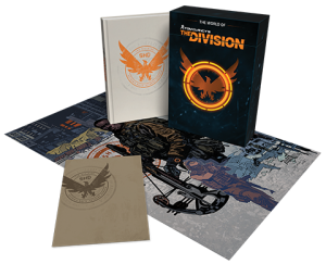 The World of Tom Clancy's The Division (Limited Edition) Book