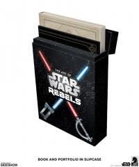 Gallery Image of The Art of Star Wars Rebels (Limited Edition) Book