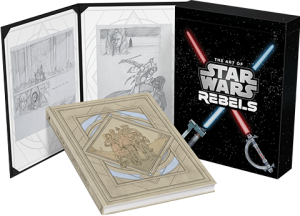 The Art of Star Wars Rebels (Limited Edition) Book