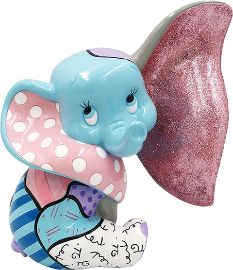 Enesco, LLC Baby Dumbo Figurine