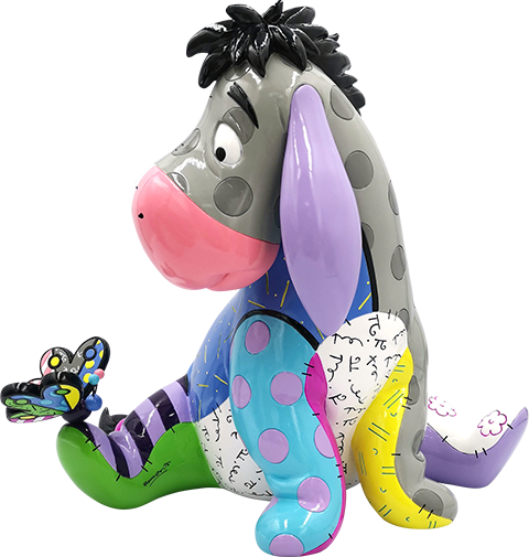 Enesco, LLC Eeyore Figurine
