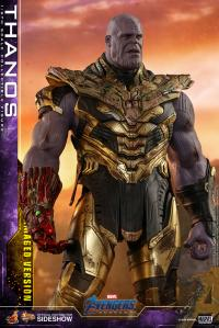Gallery Image of Thanos (Battle Damaged Version) Sixth Scale Figure