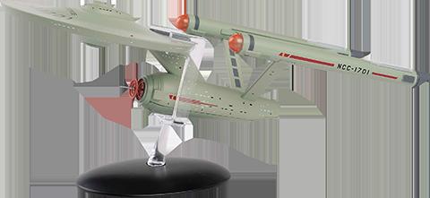 Eaglemoss U.S.S. Enterprise NCC-1701 Model