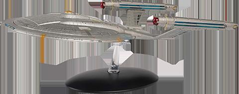 Eaglemoss Enterprise NX-01 Model