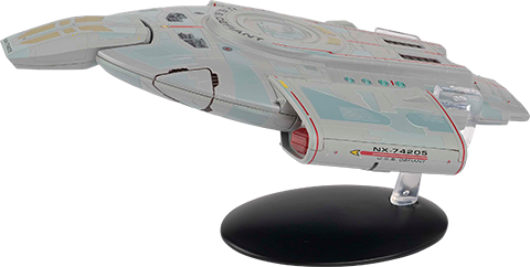 Eaglemoss U.S.S. Defiant Model