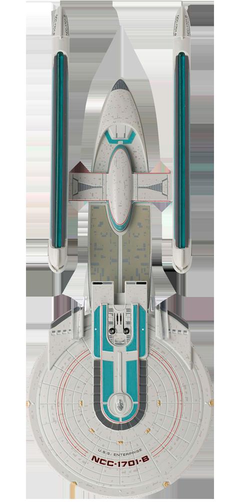 Eaglemoss U.S.S. Enterprise NCC-1701-B Model