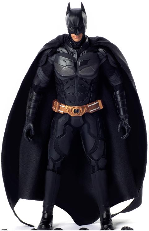 Soap Studio Batman (DX Edition) Action Figure