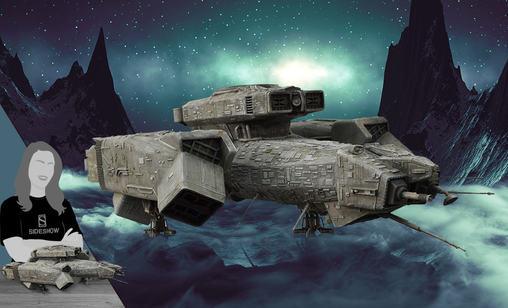 Gallery Feature Image of USCSS Nostromo Model - Click to open image gallery