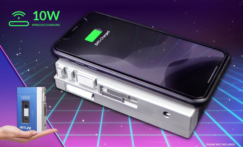 Gallery Feature Image of Hotline 16000 Power Bank Replica - Click to open image gallery