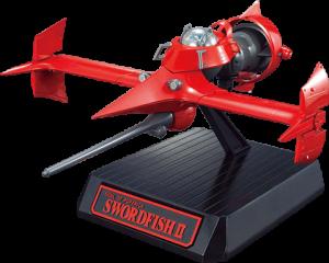 Swordfish II Collectible Figure
