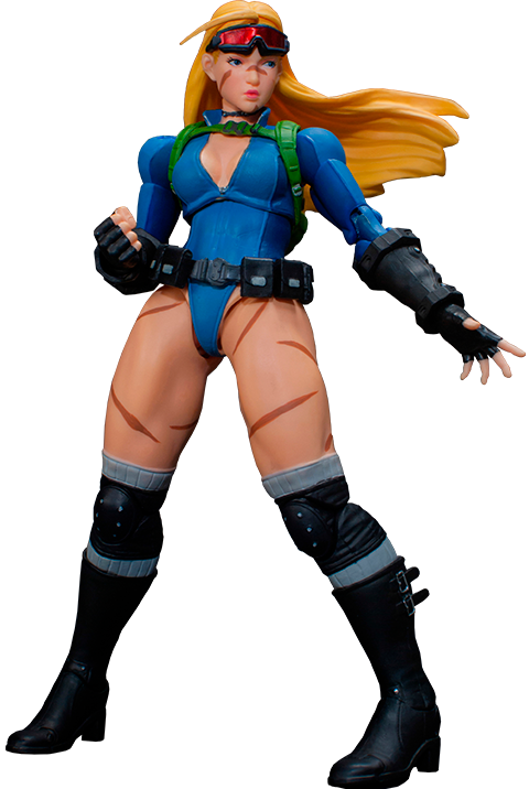 Storm Collectibles Cammy (Battle Costume) Action Figure