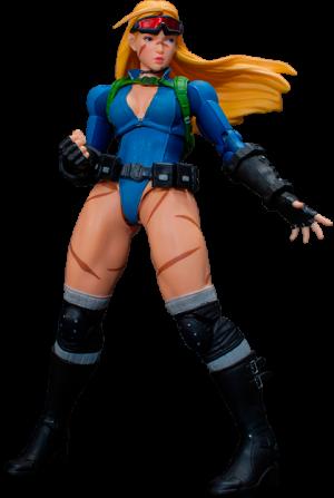 Cammy (Battle Costume) Action Figure