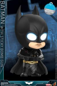 Gallery Image of Batman with Sticky Bomb Gun Collectible Figure