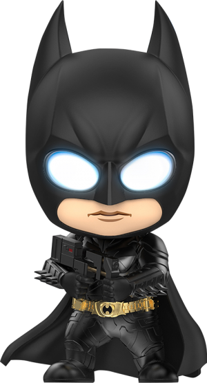 Batman with Sticky Bomb Gun Collectible Figure