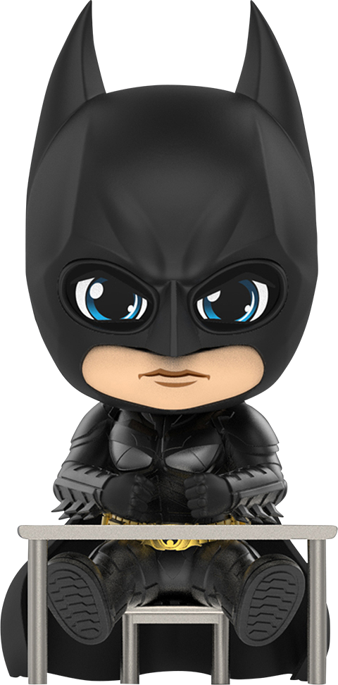 Hot Toys Batman (Interrogating Version) Collectible Figure