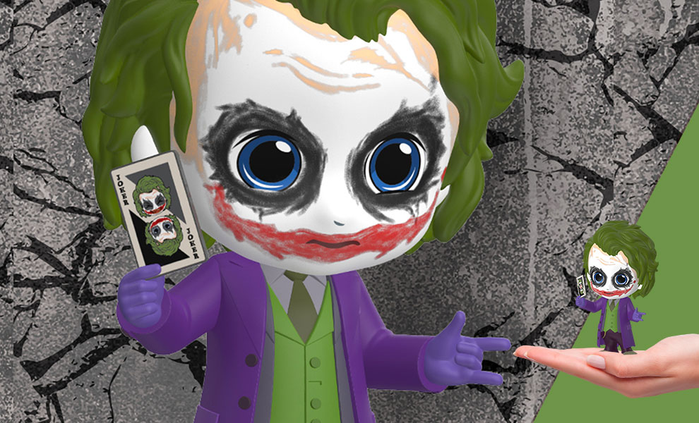 Gallery Feature Image of Joker Collectible Figure - Click to open image gallery
