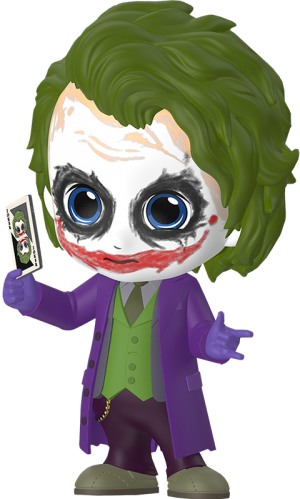 Joker Cosbaby By Hot Toys Sideshow Collectibles