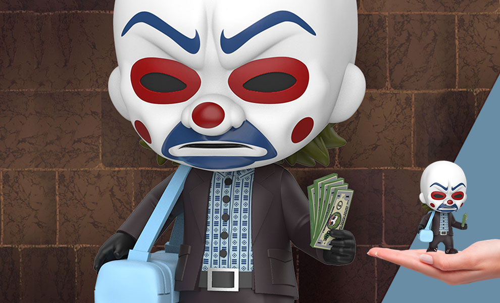Gallery Feature Image of Joker (Bank Robber Version) Collectible Figure - Click to open image gallery