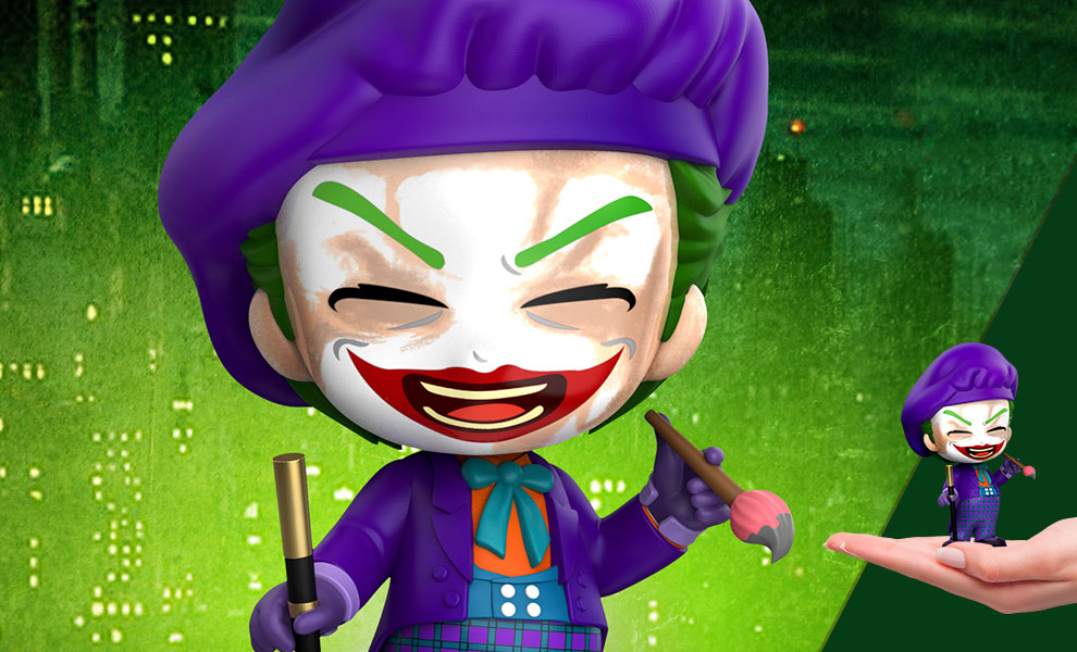 Gallery Feature Image of Joker (Laughing Version) Collectible Figure - Click to open image gallery