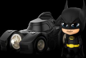 Batman with Batmobile Collectible Set