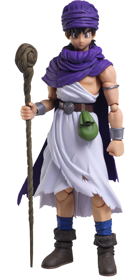 Square Enix Hero Collectible Figure