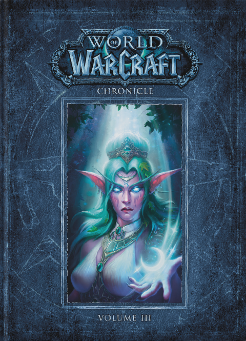 Dark Horse Comics World of Warcraft Chronicle Volume 3 Book