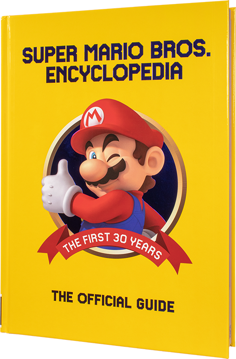 Dark Horse Comics Super Mario Encyclopedia: The Official Guide to the First 30 Years Book