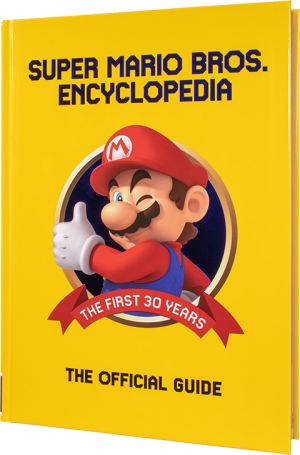 Super Mario Encyclopedia: The Official Guide to the First 30 Years Book