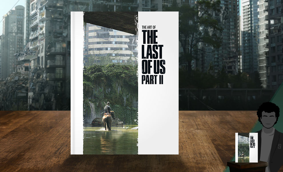 Gallery Feature Image of The Art of The Last of Us Part II Book - Click to open image gallery