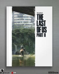 Gallery Image of The Art of The Last of Us Part II Book