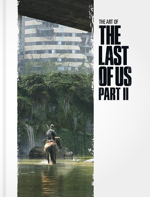 Dark Horse Comics The Art of The Last of Us Part II Book