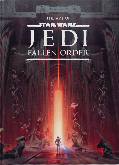 Dark Horse Comics The Art of Star Wars (Jedi: Fallen Order) Book