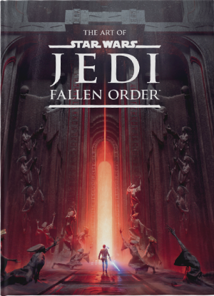 The Art of Star Wars (Jedi: Fallen Order) Book