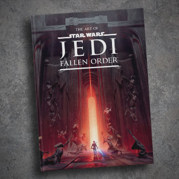 The Art of Star Wars (Jedi: Fallen Order) Book