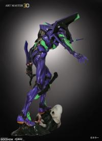 Gallery Image of Evangelion Unit-01 Shinobu (Matsumura Version) Statue