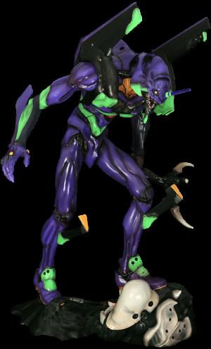 Evangelion Unit-01 Shinobu (Matsumura Version) Statue