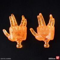 Gallery Image of God Gundam Model