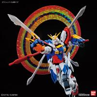 Gallery Image of God Gundam Model