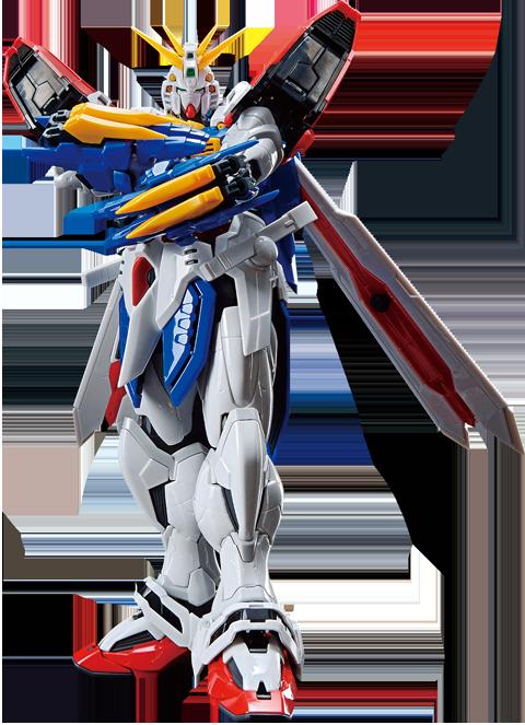Bandai God Gundam Model