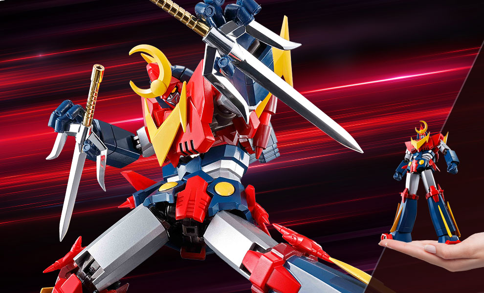 Gallery Feature Image of GX-84 Invincible Super Man Zambot3 Collectible Figure - Click to open image gallery