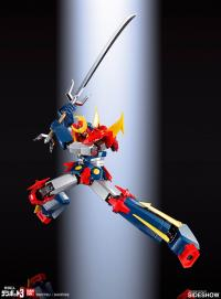 Gallery Image of GX-84 Invincible Super Man Zambot3 Collectible Figure