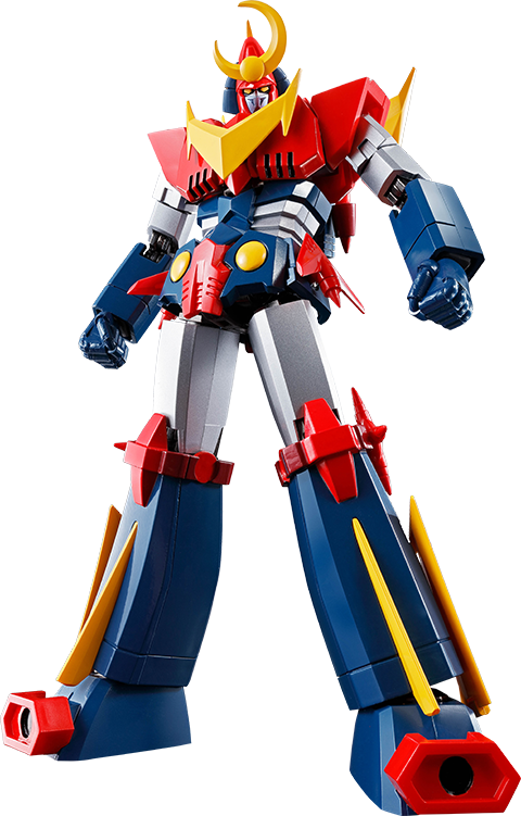Bandai GX-84 Invincible Super Man Zambot3 Collectible Figure