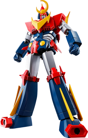GX-84 Invincible Super Man Zambot3 Collectible Figure