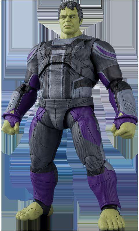 Bandai Hulk (Endgame Version) Collectible Figure