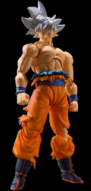 Son Goku (Ultra Instinct) Collectible Figure